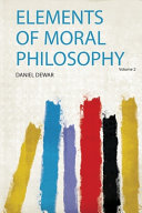 Elements of Moral Philosophy Book