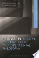 Advances in Religion  Cognitive Science  and Experimental Philosophy