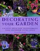 Decorating Your Garden