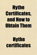 Hythe Certificates And How To Obtain Them