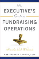 An Executive's Guide to Fundraising Operations