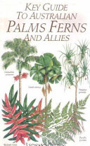 Key Guide to Australian Palms, Ferns and Allies