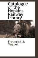 Catalogue Of The Hopkins Railway Library