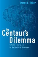 The Centaur's Dilemma Pdf/ePub eBook