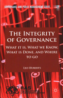 The Integrity of Governance