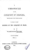 """A"" Chronicle of the Conquest of Granada"