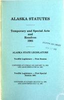 Pdf Alaska Statutes, 1962