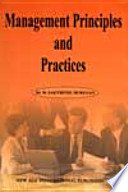 Management Principles And Practices Book