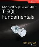 Microsoft SQL Server 2012 T-SQL Fundamentals - Seite 1