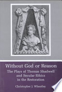 Without God Or Reason Book PDF
