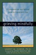 Grieving Mindfully Pdf/ePub eBook