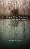 Water and What We Know