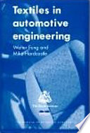 Textiles in Automotive Engineering