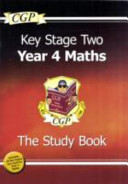 KS2 Maths Study Book - Year 4