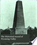 The Historical Record of Wyoming Valley
