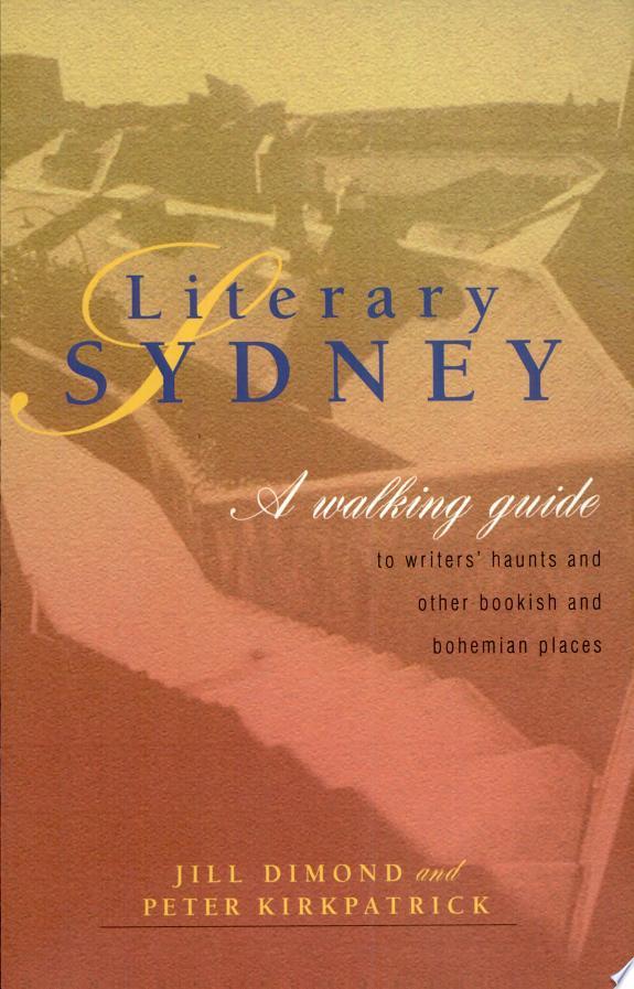 Literary Sydney