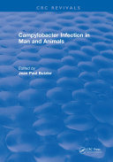 Campylobacter Infection in Man and Animals