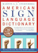 American Sign Language Dictionary-Flexi