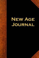 New Age Journal Vintage Style