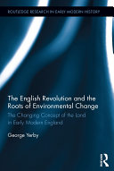 The English Revolution and the Roots of Environmental Change