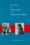The Letters of Denise Levertov and William Carlos Williams