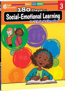 180 Days of Social Emotional Learning for Third Grade