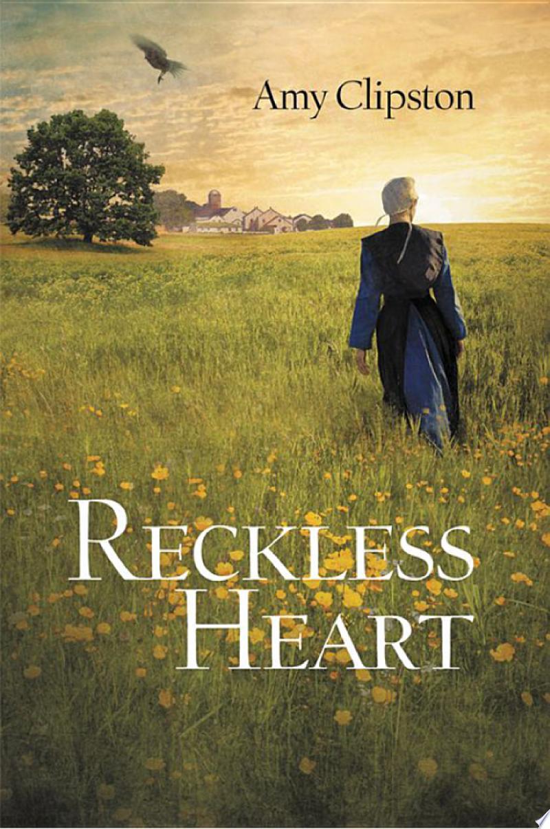 A Reckless Heart banner backdrop