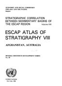 Stratigraphic Correlation Between Sedimentary Basins of the ESCAP Region  Volume XIV Book
