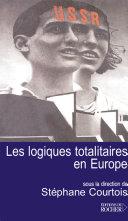 Pdf Les logiques totalitaires en Europe Telecharger