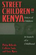 Street Children in Kenya