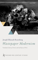 Wastepaper Modernism Pdf/ePub eBook