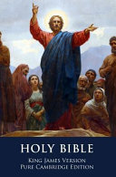 The Holy Bible  King James Version  Pure Cambridge Edition Book
