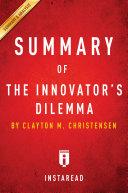 Pdf The Innovator's Dilemma Telecharger