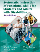 Systematic Instruction of Functional Skills for Students and Adults with Disabilities
