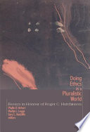 Doing Ethics in a Pluralistic World Book PDF