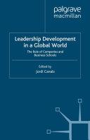 Pdf Leadership Development in a Global World Telecharger