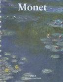 Monet 2012 Diary