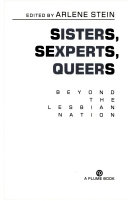 Sisters  Sexperts  Queers Book