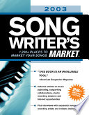 2003 Songwriter's Market