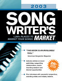 2003 Songwriter's Market