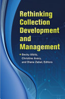 Rethinking Collection Development and Management [Pdf/ePub] eBook