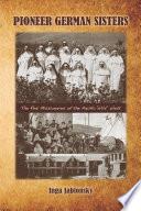 Pioneer German Sisters Book