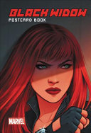 Black Widow Postcard Book Book