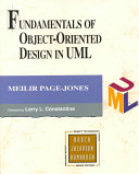 Fundamentals of Object-oriented Design in UML
