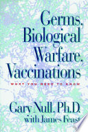 Germs  Biological Warfare  Vaccinations