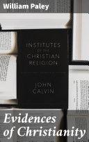Pdf Evidences of Christianity