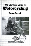 The Guinness Guide to Motorcycling
