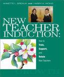 New Teacher Induction