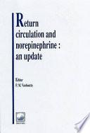 Return Circulation and Norepinephrine Book
