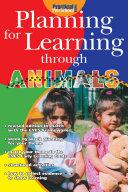 Planning for Learning through Animals Pdf/ePub eBook